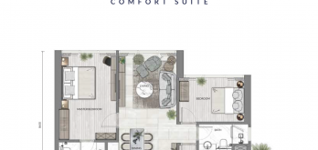 core-residence-trx-project-layout-plan-1022sf-unit-type-c1