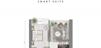core-residence-trx-project-layout-plan-624sf-unit
